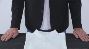 Ihre Kleidung - Wie wird sie faltet?