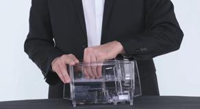Laurastar System - So wechseln Sie das Kalkschutzfilter aus?