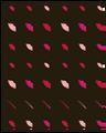 Bügelbezug Universalcover Lips